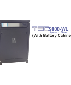(UPS (TEC9000-WL_(with battery cabinet